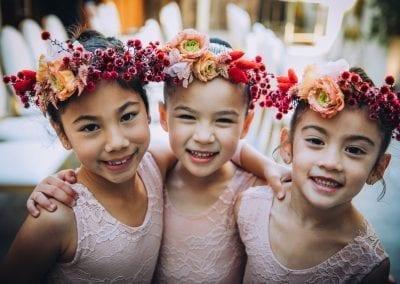 Flower Girls @Guildhouse